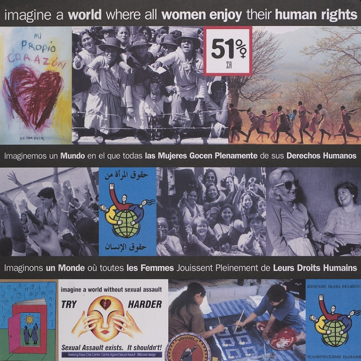 Center for Women's Global Leadership Poster Collection Home