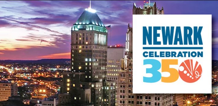 Visit the Newark Celebration 350 portal