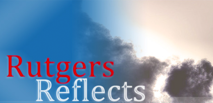 rutgers reflects collection cover